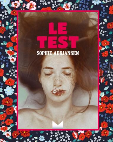 Le Test Sophie Adriansen Petites Madeleines Blog Livres